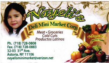 NAYELIS- MEXICAN FOOD IN NEW YORK